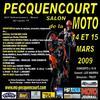 L'évènement du week-end du 14 et 15 mars 2009 : Pécquencourt