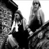 Miloune et June en goth
