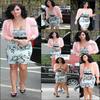 . Candids | 24.08.10 - Katy a été vu dans les rues de New York rayonnante. .