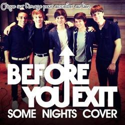 Nouvelles photos postées sur Instagram, et la vidéo de leur nouveau cover Some Nights de Fun