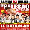 la Selesao By Jessy Matador le samedi 03 juillet au Bataclan