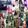 Cosplay - Naruto   Full Metal Alchemist