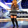 """Miley était à l'émission espagnole """"El Hormiguero"""" pour promouvoir son nouvel album ."""