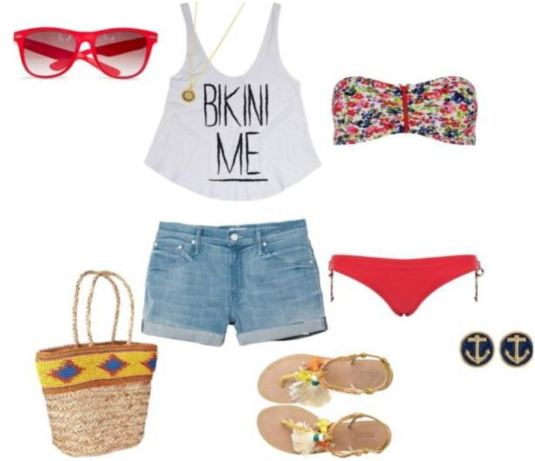 f937660032 3 Tenue de plage - Tenues Fashion for you_If you want ღ