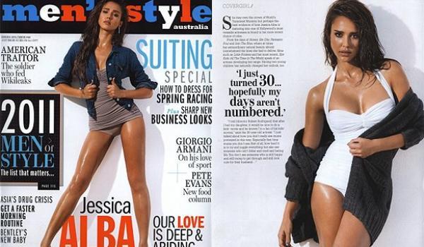 Scans de modèle pour hommes Numéro Printemps 2011