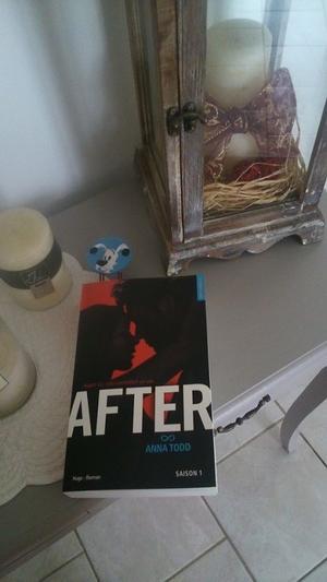 After, saison 1 - Anna Todd - 8,5/10