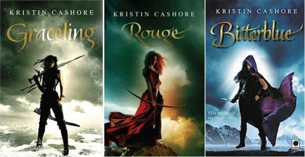 Trilogie Les Sept Royaumes (Kristin Cashore)