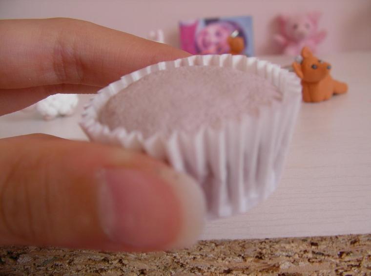 Cupcake ♥ Nouvelle manière ! ;D