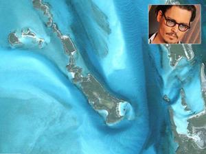Aller voir cette vidéo qui parle de l'île de johnny au Bahamas