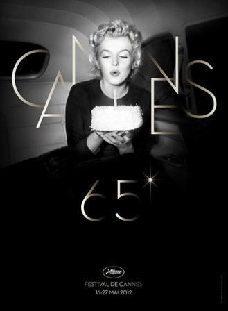 L'affiche du 65ème Festival de Cannes