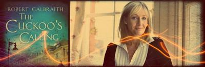 J.K Rowling a publié un livre sous un pseudo !