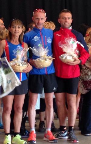 Et 1, et 2, et 3 sourires sur les podiums à Tourrette-Levens!