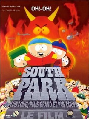 J'prends la route de South Park et j'oublie toutes mes galères~ ♪