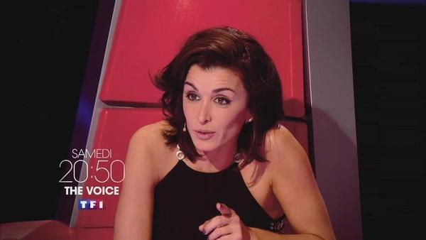 Jenifer » The Voice » Prime 2: les Auditions à L'Aveugle [18/01/14]