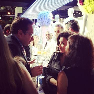 La Halle : Jenifer !! #lahalleopening #party