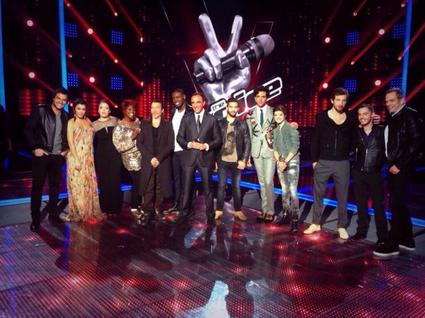 Jenifer » The Voice » Prime 17: Les Lives [03/05/14]
