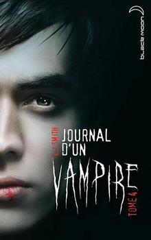 Journal d'un vampire tome 4: Le royaume des ombres