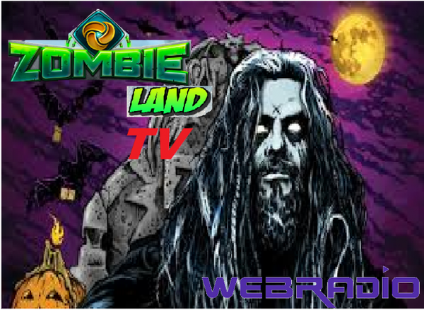 DJ XU LIVE SETION CROMADEATH BLACK METAL SUR ZOMBIE LAND TV