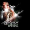 The Rock catcheur WWE