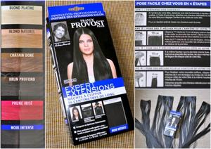 Psycocrazy teste les extensions de chez Franck Provost