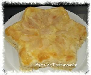 g teau pommes poires au micro onde light passionthermomix 39 s blog. Black Bedroom Furniture Sets. Home Design Ideas