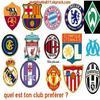 Quel est ton Club pref ??