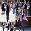 . -24 Juin-__Miranda et son nouveau Iphone se promenant au alentour du Grove à Los Angeles..