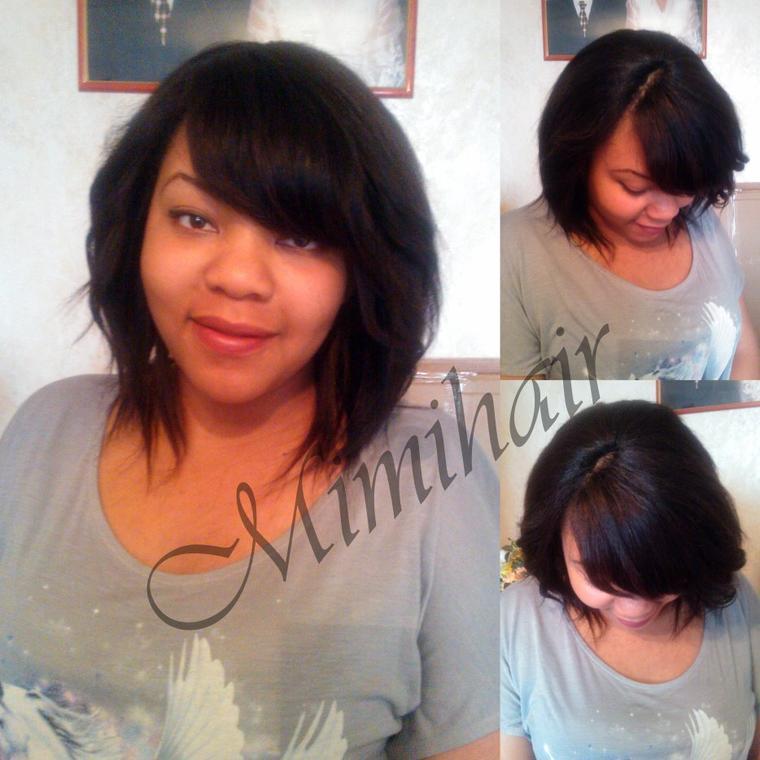 Tissage Ouvert Fashion Hair Fashion Make Up