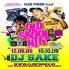 Saturday 12.09.09 Old Skool Nite - Funky Reunion with DJ SAKE @ Club Phenix!