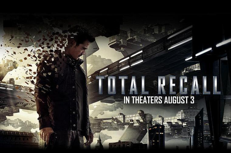 Chronique : Total Recall - Mémoires programmées.