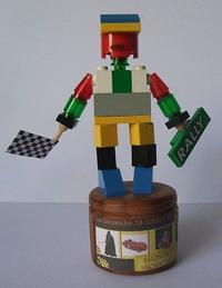WAKOUWA EN LEGO
