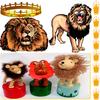 POURQUOI LE LION EST-IL LE ROI DES ANIMAUX ?