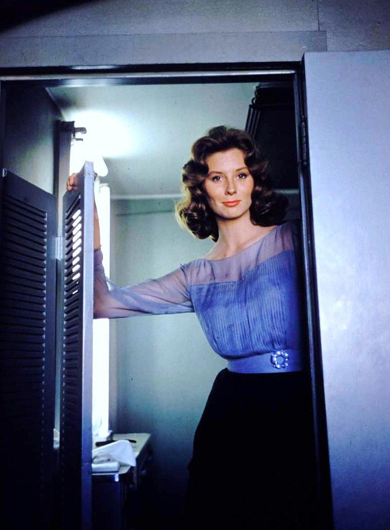 Suzy PARKER pictures (part 2).