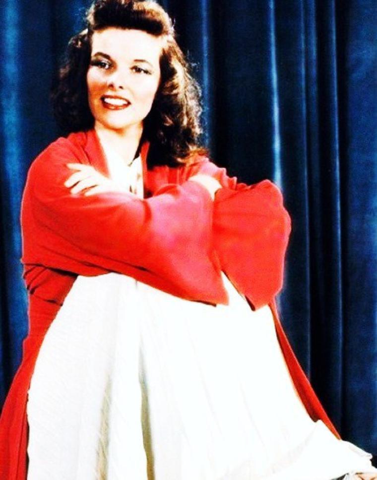Legend... Katharine HEPBURN