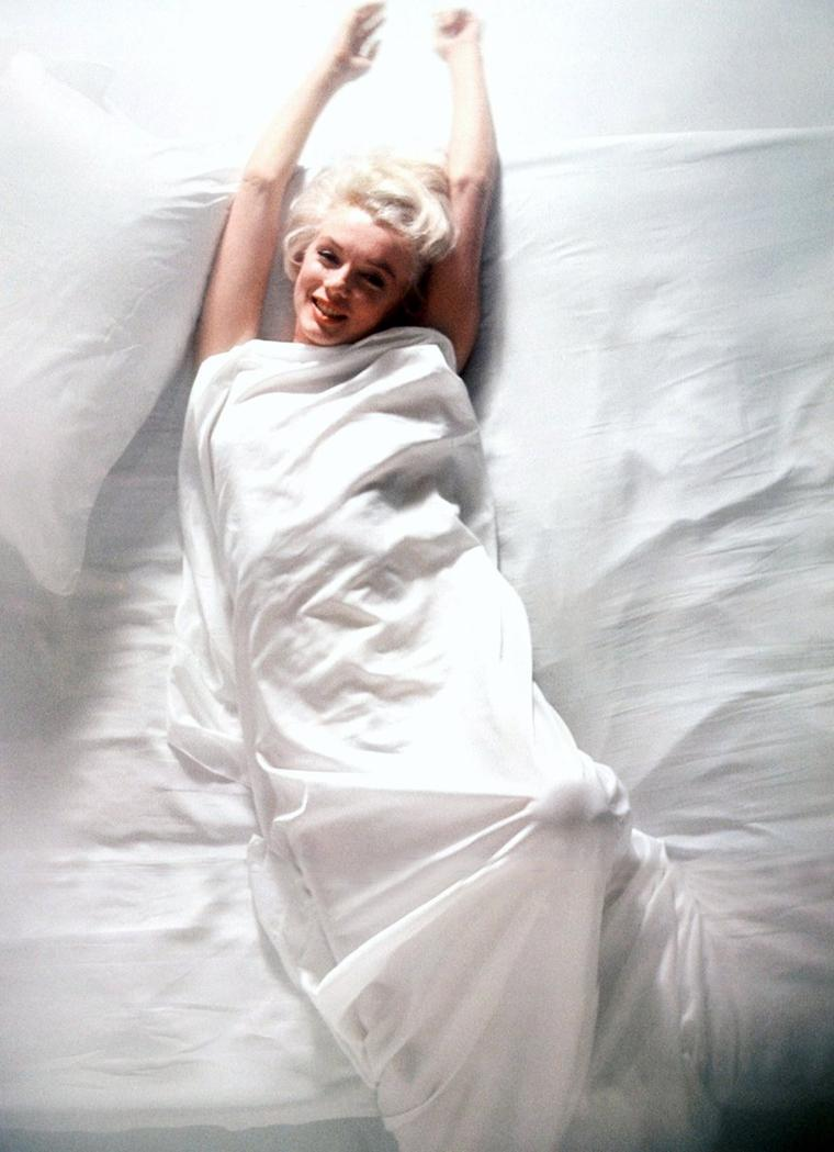17 Novembre 1961... One night with Marilyn by Douglas KIRKLAND