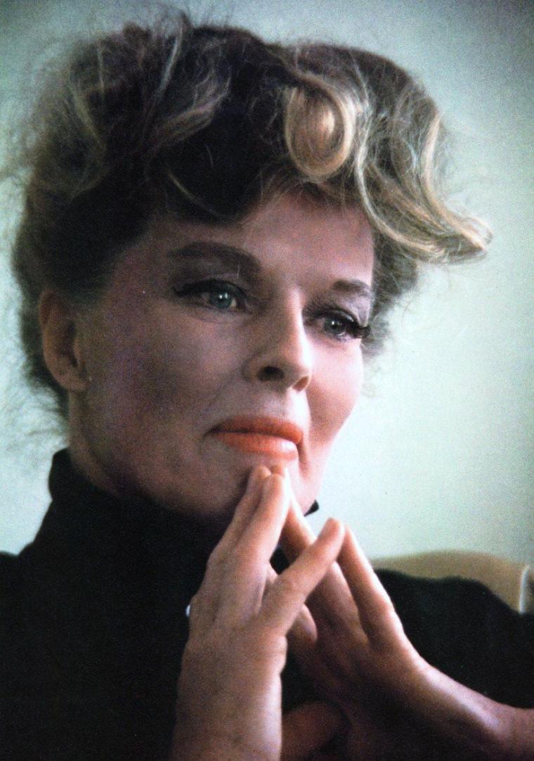 Portrait... Katharine HEPBURN
