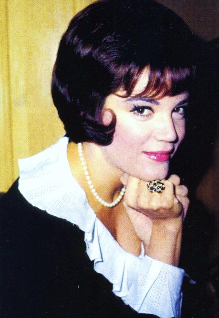 Connie FRANCIS pictures (part 2).