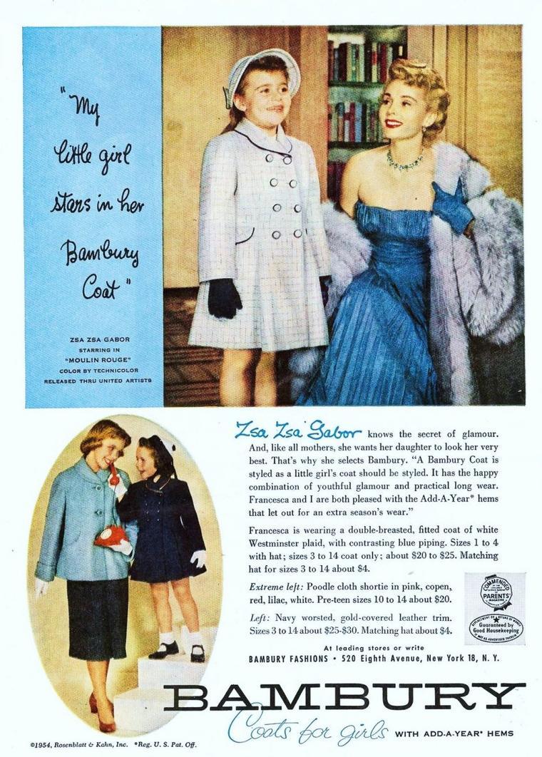 Et toujours radieuses nos mamans STARS... (de haut en bas) Zsa Zsa GABOR / Jane POWELL / Kay WILLIAMS (actrice et dernière épouse de Clark GABLE avec qui elle aura un fils, photo) / Jeanne CRAIN / Ingrid BERGMAN / Brigitte BARDOT / Joan COLLINS / Jane FONDA