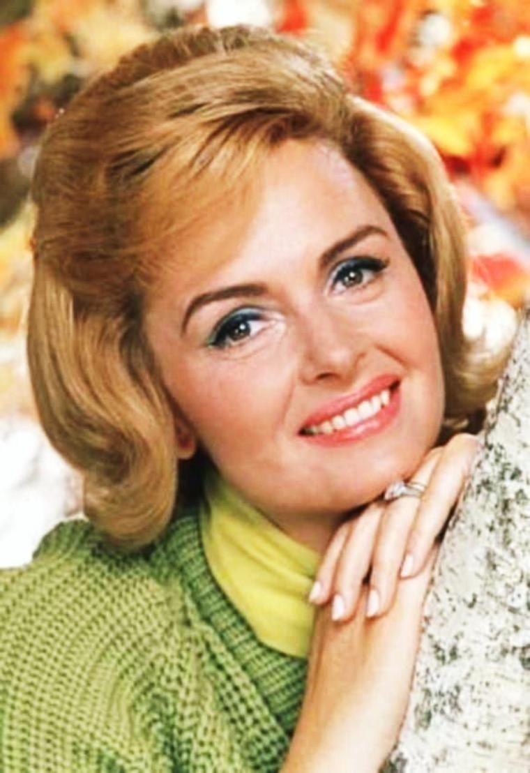 """SITCOM / Le 24 Septembre 1958, démarre la série T.V. """"The Donna REED show"""" avec pour interprètes principaux, Donna REED, Carl BETZ, Shelley FABARES ou encore Paul et Patty PETERSEN ; la série se terminera le 19 Mars 1966."""