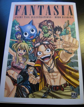 ArtBook d'Hiro Mashima
