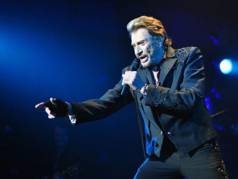 Les stars au rendez-vous pour Johnny Hallyday à Los Angeles