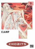 Chobits, CLAMP, Pika édition