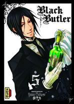 Black Butler, Yana Toboso, Dark Kana