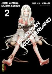 Deadman Wonderland, Jinsei Kataoka & Kazuma Kondou, Dark Kana