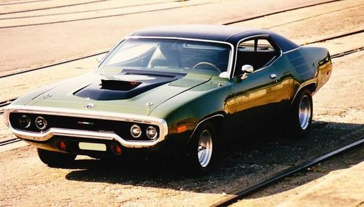 1972 Plymouth RoadRunner