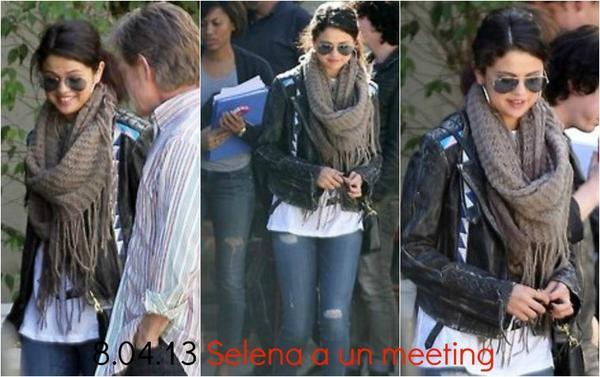 Selena de sortie + Come and Get It
