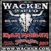 WACKEN OPEN AIR 2010  4 au 8 Aout  Wacken , Allemagne
