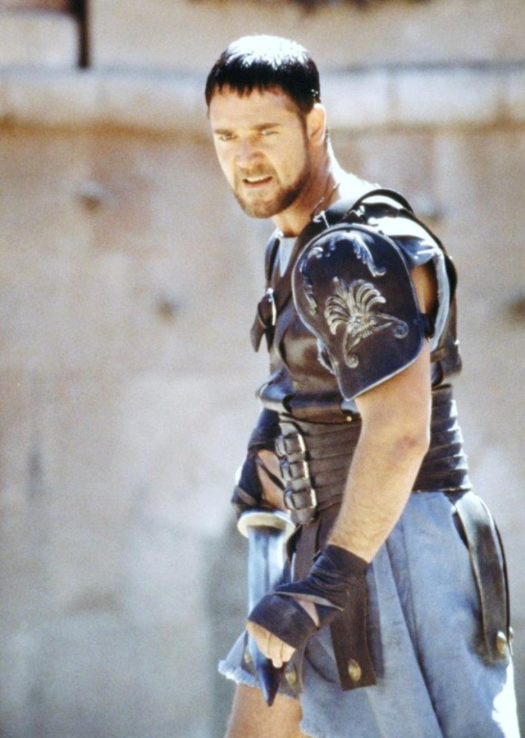Gladiator ou gladiateur au qu bec est un film pique am ricano britannique de ridley scott - Film ou il se coupe le bras ...