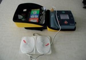 utilisation du Défibrillateur !!!
