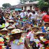Le Carnaval 2010 des petites écoles à SAINT GEORGES.